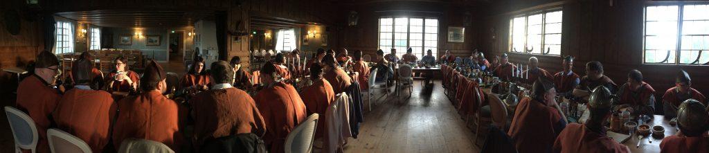 EURARE-möte på Odinsborg i Uppsala.